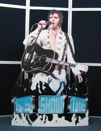 Display Stand Elvis